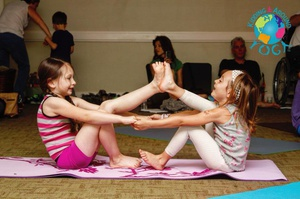 Free Kidding Around Yoga Family Class - Calgary, AB