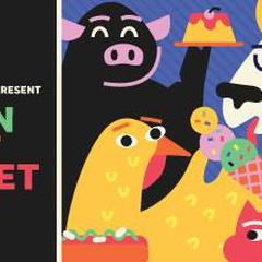 Vegan Night Market - 2nd Course