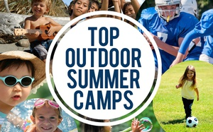 Top Outdoor Summer Camps in Calgary