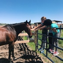 Summer Camp on Horse Back •  JULY-AUGUST