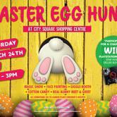 City Square Easter Egg Hunt