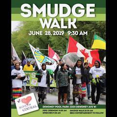 Smudge Walk 2019