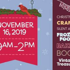 Christmas Bazaar at Orleans United Church