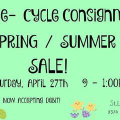 Wee-Cycle Consignment Sale