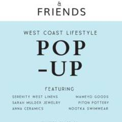 Serenity & Friends: West-Coast Lifestyle Pop-Up