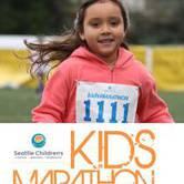 Seattle Children's Kids Marathon