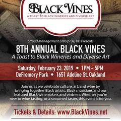 8th Annual Black Vines