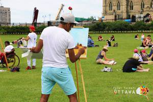 Paint Therapy Ottawa 2018