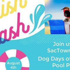 SacTownDog's Dog Days of Summer Pool Party