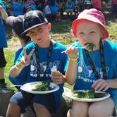 Camp Fresh Roots: Play. Learn. Grow Good Food!