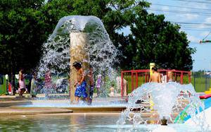 Top Splash Pads & Wading Pools for Kids in Toronto