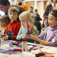 Family Arts Festival at Cedar Hill Recreation