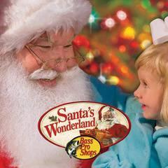 Santa's Wonderland at Cabela's