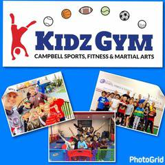 Kidz Gym - Campbell Sports Fitness & Martial Arts