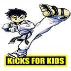 Kicks for Kids Martial Arts
