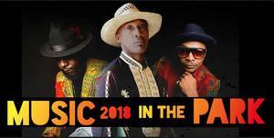 Music in the Park 2018   Tony! Toni! Toné!