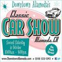 Downtown Alameda's Classic Car Show