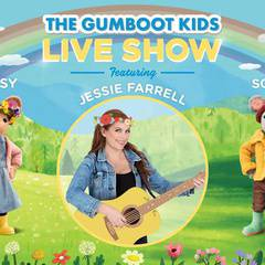North Saanich: The Gumboot Kids Live Show with Jessie Farrell, with Scout & Daisy
