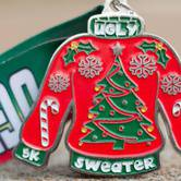 Only $9.00! Ugly Sweater Day 5K & 10K-Nashville