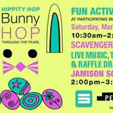 Hippity Hop Bunny Hop Through in NW PDX