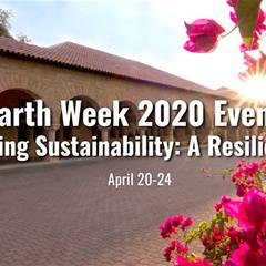 Earth Week 2020: Celebrating Sustainability