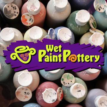 Wet Paint Pottery's promotion image