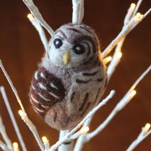 Family Fun Felted Ornaments with Emma Knox