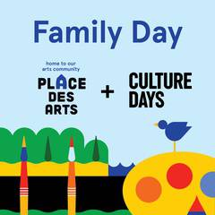 Family Day at PdA: Culture Days Edition