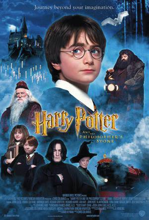 FREE-B: Harry Potter and the Philosopher's Stone