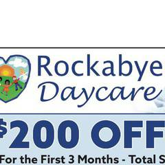 Rockabye Childcare Licensed Daycare Centre