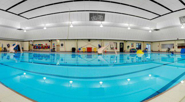 Acadia Aquatic Fitness Centre