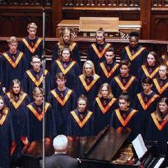 """Sprague High School Concert Choir - awarded """"Best of the Northwest"""" at the Choral Festival at the University of Portland"""