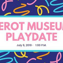 Perot Museum Playdate