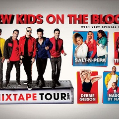 New Kids On The Block: The MixTape Tour