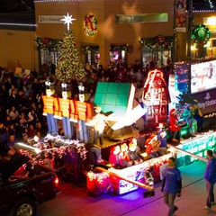 Grapevine Parade of Lights