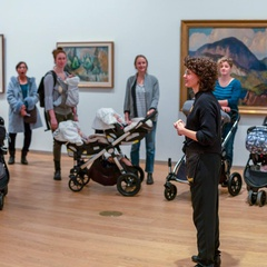 Museum Stroller Tours