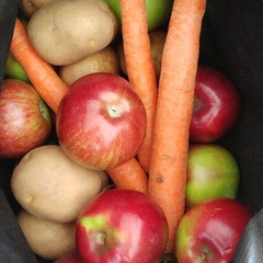 Affordable Produce from Square Roots Fairview/Clayton Park