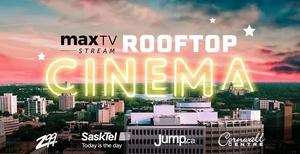 MaxTV Stream Rooftop Cinema