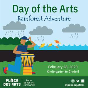 Day of the Arts: Rainforest Adventure