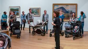 Museum Stroller Tours