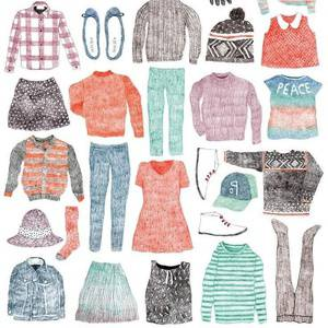 Womens' clothing swap fundraiser