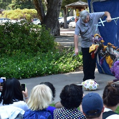 Summer Puppetry Festival: The Puppet Company