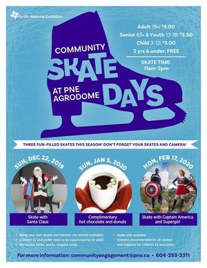 Community Skate Days