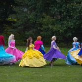 Ottawa Princess and Superhero Dance Party