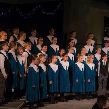 Cantaré Children's Choir's promotion image