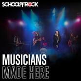 School of Rock Calgary South Spring Concert