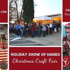 41st Annual Holiday Show of Hands