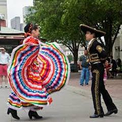 Anita N. Martinez Ballet Folklorico Dance