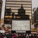 Summer Movie Nights at Vancouver Art Gallery - Paddington Bear