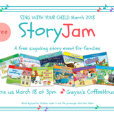 StoryJam - a free singalong storytime for families